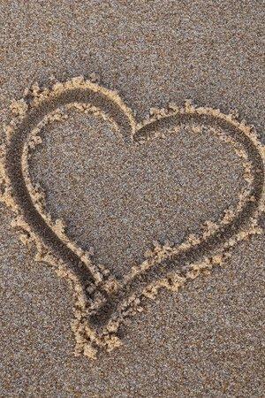 quantum heart shape